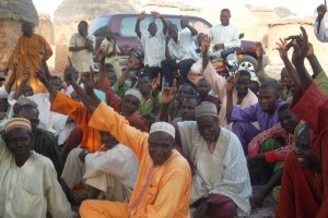 Niger formation associations d'usagers